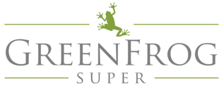 GreenFrog Super Logo
